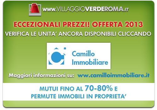 Offerta 2013 Villaggio Verderoma